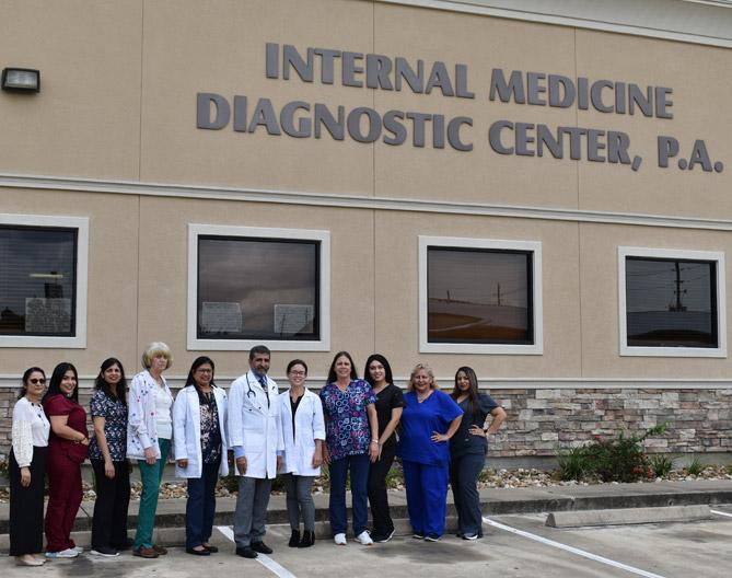 The Internal Medicine